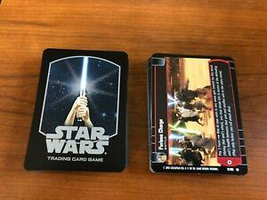 2003 WotC STAR WARS tcg/ccg JEDI GUARDIANS 35-card common set (x2) MINT