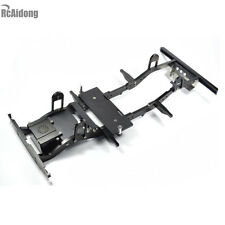 NEW 1/10 Metal Frame Chassis II For Axial SCX10 RC4WD HSP94180 G2 D90/B5 Crawler