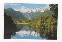 Mount Tasman & Mount Cook 1986 Postcard New Zealand 582a