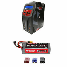 Venom 35C 3S 5000mAh 11.1V LiPo Battery Hardcase and Pro Duo Charger Combo
