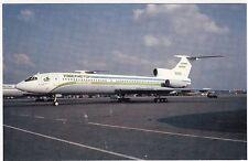 UZBEKISTAN  AIRWAYS     -   Tupolev TU-154B  at Tashkent in 1993