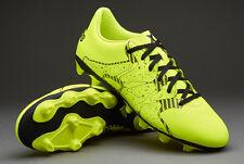 adidas X 15.4 FG Junior Soccer Boot (B32788) Cleats US Size 6