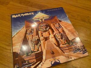 Iron Maiden - Powerslave LP- NEW!! - Picture Disc - NWOBHM