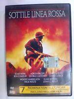 LA SOTTILE LINEA ROSSA CON GEORGE CLOONEY E SEAN PENN DVD