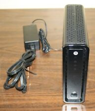 Motorola SURFboard SBG6580 Internet Cable Modem with Wifi