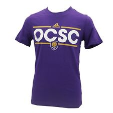 Orlando City SC Lions Official MLS Adidas Apparel Kids Youth Size T-Shirt New
