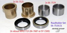 06-7521 06-7519 Norton Roadholder fork bush oilseal kit gabel buchsen dichtung