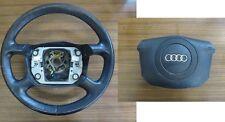 Audi a6 4b c5 vfl volante airbag volante de cuero maritimblau 4b0419091as airbag anf