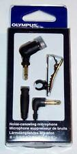 Olypus Me52W Noise Canceling Microphone Set Brand New Complete in Factory Box