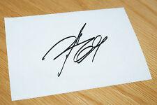 Nicky Hayden Signature Sticker - Black