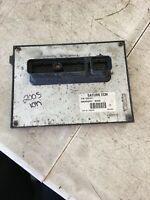 2005 Saturn Ion Engine Control Module ECM ECU, OEM