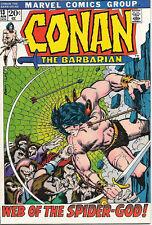 Conan The Barbarian Comic Book #13 Marvel Comics 1972 FINE