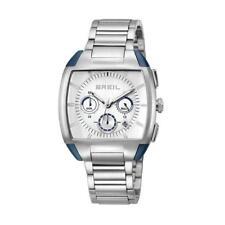 Wristwatch Breil Tribe Mod. Be Squared Gent Chrono Silver TW1115