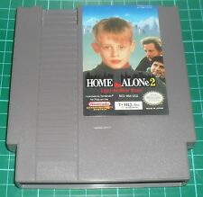 HOME ALONE 2: LOST IN NEW YORK (1992) nes nintendo ii thq us NTSC USA IMPORT