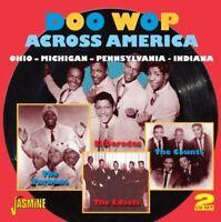 Various Artists - Doo Wop Across America: Ohio & Michigan / Various [New CD]