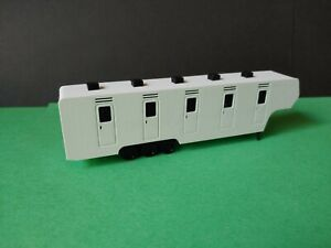 2-pack HO 1:87 scale tri-axle 5th wheel bunk house