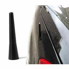 "3.5"" Short Stubby Rubber Antenna Mast Radio FM AM For Mercedes benz SLK Black"