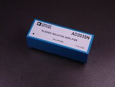 AD203SN Analog Devices Rugged Isolation Amplifier 10kHz +/- 15VDC NOS