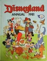 DISNEYLAND ANNUAL 1981, , Very Good Book