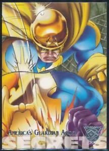 1996 Amalgam Trading Card #56 America's Guardian Angel