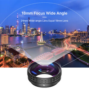 Ulanzi WL-1 ZV1 Wide Angle 10X Macro 2 In 1 Additional Lens For Sony ZV-1 Camera