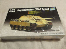 Trumpeter 1:72 Jagdpanther (Mid Type) Model 07241
