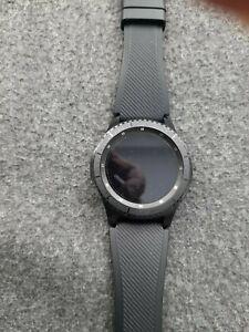 Samsung Gear S3 Frontier 46 mm Black like New