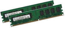 2x 1gb = 2gb Samsung RAM para Dell XPS de dimensión gen 4 (g4) ddr2 800 MHz