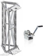 Glen Martin H-4 Super Heavy Duty Steel Hazer Tram System w/ Brake Winch Upgrade
