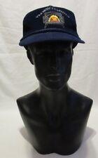 Vermont Castings Vintage Snapback Corduroy Hat Snap Back Cap Stoves Cast Iron