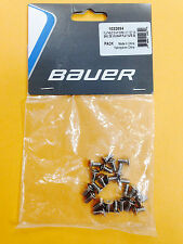 Bauer Flathead Snap Screw Kit! 25 Screws Total, NME Goalie Helmet Hardware DIY