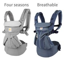 Ergo Breathable Air Cool 4 Position Baby Carrier Backpack Sling Bag