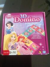 Disney Princess 3D Dominos set