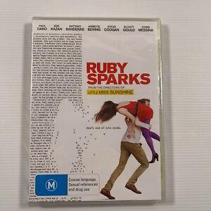Ruby Sparks (DVD, 2013) Paul Dano Zoe Kazan Region 4