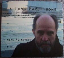 MIKE REINSTEIN A Long March Home FOLK SINGER SONGWRITER Irregular Records CD