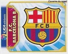ECUSSON ESCUDO FC.BARCELONA B STICKER PANINI CROMO LIGA 2012