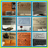 LARGE HOME WALL QUOTES 1mW x 42CMH CHOICE  9  STICKERS TRANSFER DECAL