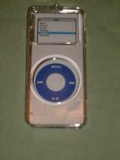 IPod NANO Case, Clear Crystal in plastica, clip per iPod per il modello originale solo