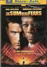 THE SUM OF ALL FEARS : BEN AFFLECK - SPECIAL COLL. ED.