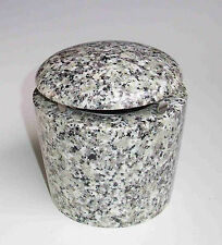 Weihwasserkessel Modern Granit Schlesisch Weihwasserbehälter Grabschmuck Grabmal