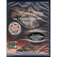 Dead Space El Forza Oscura BRD Blu Ray Disco Chuck Patton Sony Pictures Sellado