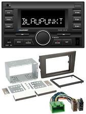 Blaupunkt MP3 USB 2DIN Bluetooth AUX Autoradio für Volvo XC 90 07-14 16 Pin