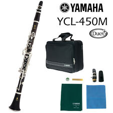 Yamaha YCL-450 M Duet+ Clarinet in Bb | Free Shipping