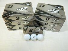 6 Dozen New Bridgestone E12 Speed White Golf Balls E-12 Speed 72 balls
