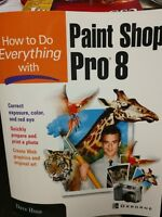 Paint Shop Pro 8 HOW TO DO EVRYTHING WITH  Osborne Dave Huss