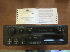 Cassette Player Car Audio In-Dash Units with Auxiliary Input