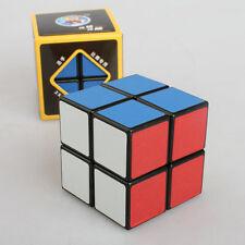 Shengshou 2x2 Magia ultrasuave profesional velocidad Cubo Puzzle Torsión Negro