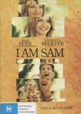I AM SAM - Sean Penn, Michelle Pfeiffer, Dakota Fanning - DVD