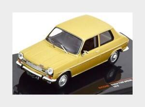 Simca 1100 Special 1970 Gold IXO 1:43 CLC354N