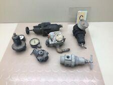 Vintage Air Pressure Regulator Lot Steampunk Gauge